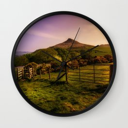 Topping Gate Wall Clock