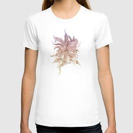 Patterns Gradient Warm 02 T-shirt