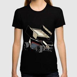 futuristic vehicle T-shirt