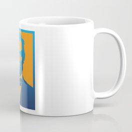 Abraham Lincoln Pop Art Coffee Mug