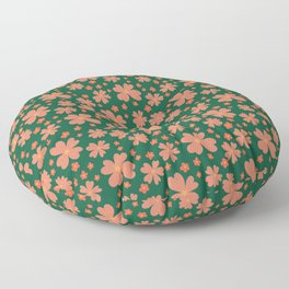 Primroses 3 Floor Pillow