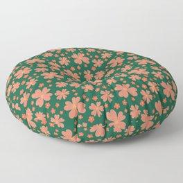 Primroses 3 Floor Pillow