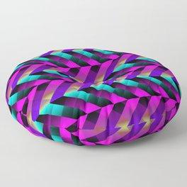 Dark Purple Floor Pillow