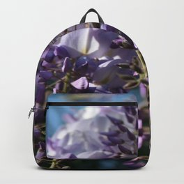 Wisteria The Colour Purple Backpack