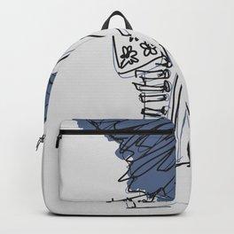 Denim N Heels Backpack
