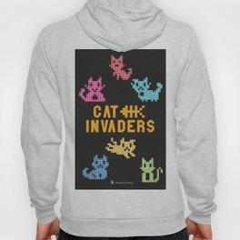 Cat Invaders Hoody
