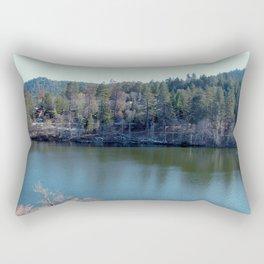 Lake Gregory Rectangular Pillow