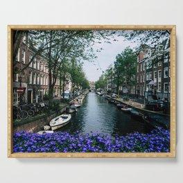 Charming Amsterdam Serving Tray
