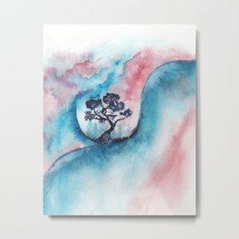 Abstract nature 02 Metal Print
