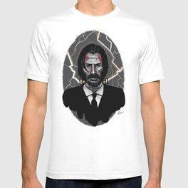 John Wick is Frankenstein's Monster T-shirt
