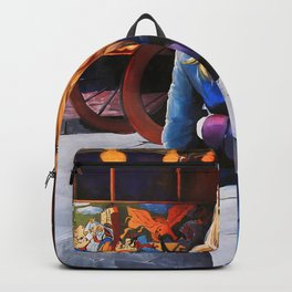 Le Giare / The Jars Backpack