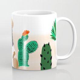 Ice Cream in the Desert Coffee Mug