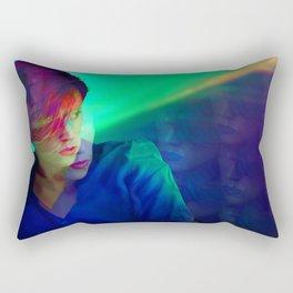 La Roux - Reflections Are Protection - Petrolealis Rectangular Pillow