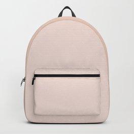 Half Peach Backpack