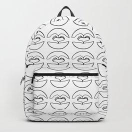 Love Yo Self (repeat) Backpack