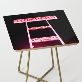 Nude Daily Side Table