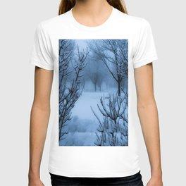 Foggy Winter Solstice T-shirt
