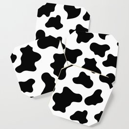 Moo Cow Print Coaster