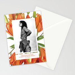 Patti Smith Stationery Cards