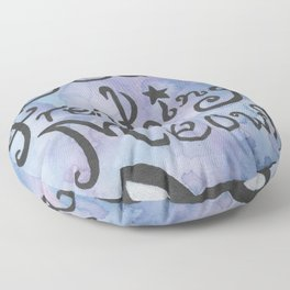 You're Freaking Meowt too! Floor Pillow