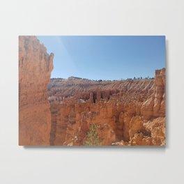 Bryce Canyon, Navaho Loop--06  Metal Print