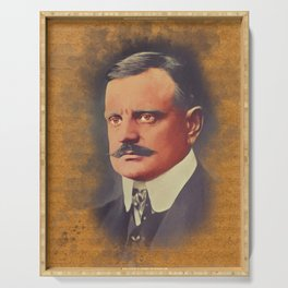 Jean Sibelius, Music Legend Serving Tray
