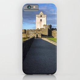 Doe Castle - Donegal iPhone Case