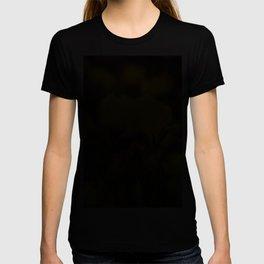 Yellow and Maroon Irisis T-shirt