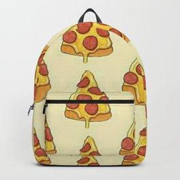 Greedy pizza Backpack