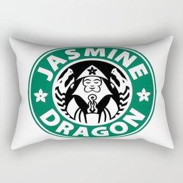 The Jasmine Dragon Rectangular Pillow