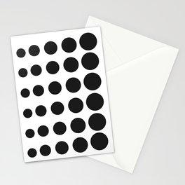 minimal minimalism Stationery Cards