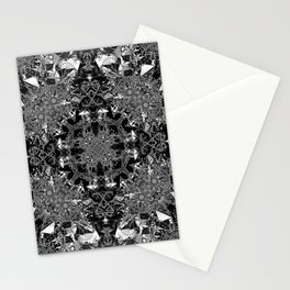 The Caverns Of Memory Stationery Cards