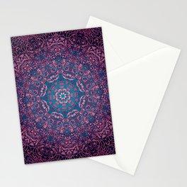 magic mandala 36 #mandala #magic #decor Stationery Cards