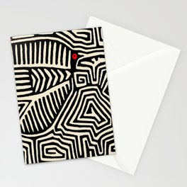 Kuna Indian Pajaro Stationery Cards