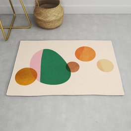 Abstraction_ROCK_PLANET_POP_ART_Minimalism_0083A Rug