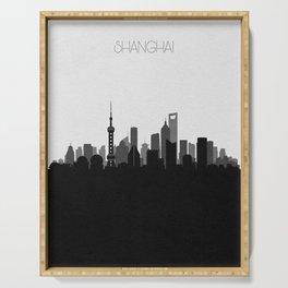 City Skylines: Shanghai Serving Tray