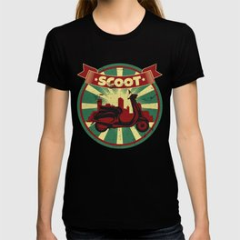 Scooter Propaganda | Scoot Cruise Italy T-shirt