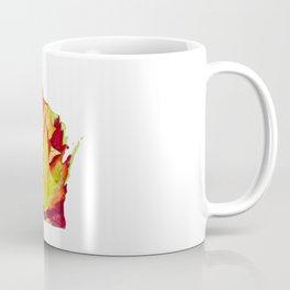Wisconsin Leaves Coffee Mug