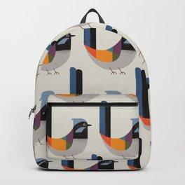 Superb Fairywren Backpack