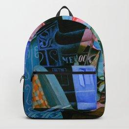"""Juan Gris """"Still Life before an Open Window, Place Ravignan"""" Backpack"""