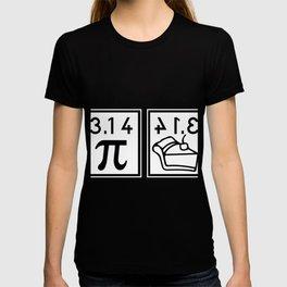Pi Phi pun cake funky gift T-shirt