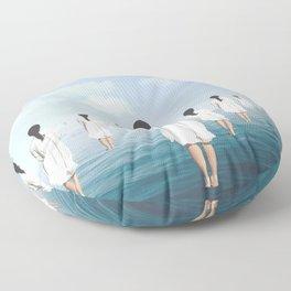 Fregoli D. Floor Pillow