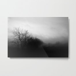 That Other Place Metal Print