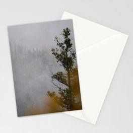 Myra Canyon Late Fall Stationery Cards