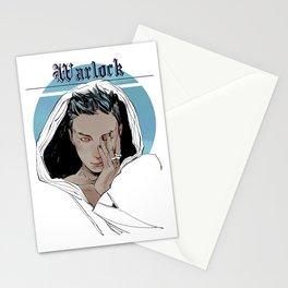 Warlock Stationery Cards