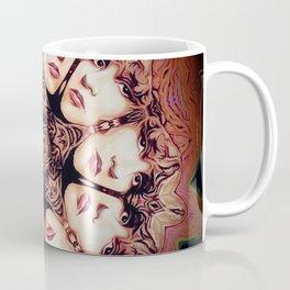 Witchy Woman // Stevie Nicks Vintage Witch Goddess Magical Star Pentacle Pentagram Mandala Coffee Mug