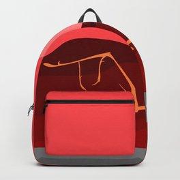 Apocalyptic Sunrise Backpack