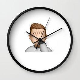 ryan clements Wall Clock
