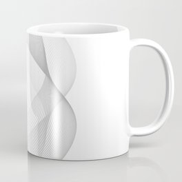 White Waves Coffee Mug