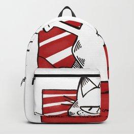 Comrade Garfield Backpack